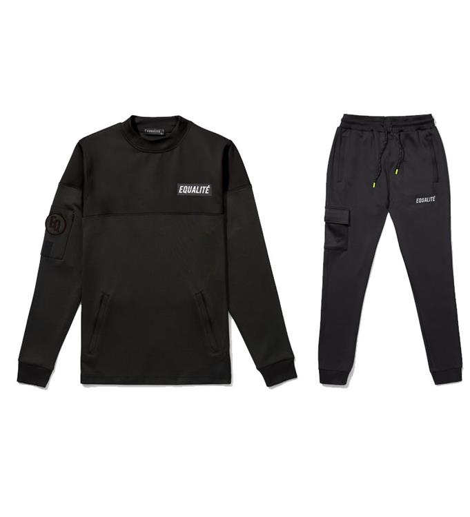 Equalite Future Polyester Mens Tracksuit