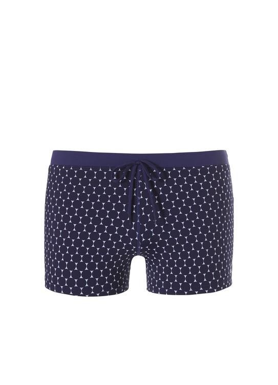 Tweka Men zwemshort Triangle Dot navy