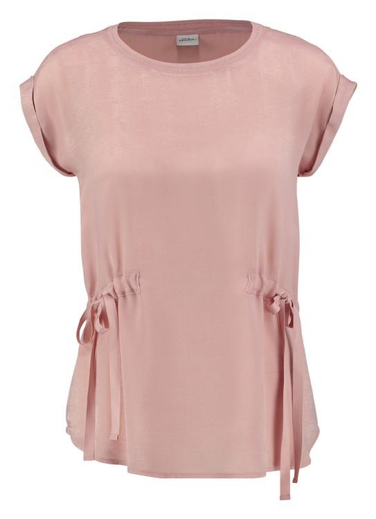 Taifun Blouse Misty Rose
