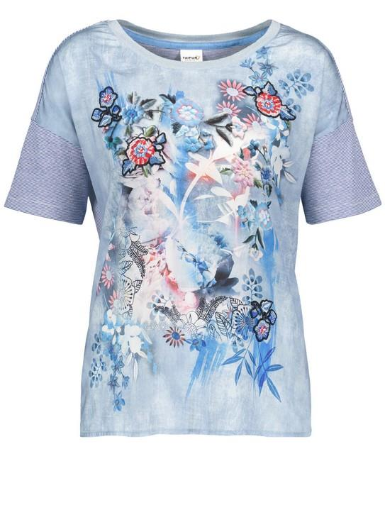 Taifun T-Shirt SS Heavenly Flowers