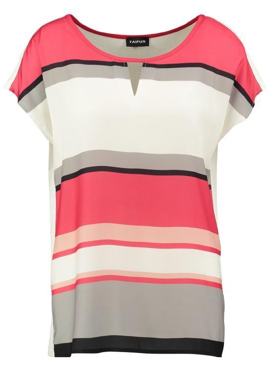 Taifun T-Shirt SS Raspberry Pink