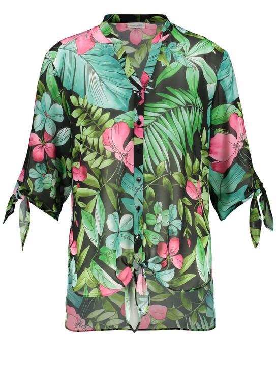 Gerry Weber T-Shirt Tropical Print