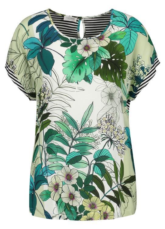 Gerry Weber T-Shirt Jungle Print