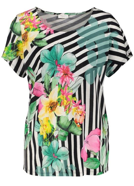 Gerry Weber T-Shirt Tropical Garden