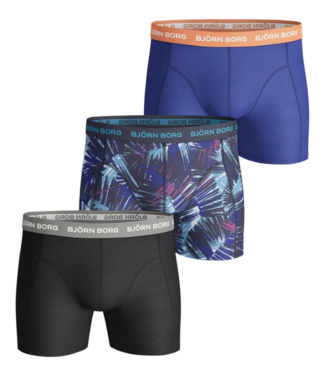 Bjorn Borg Shorts 1821-1011 3pack
