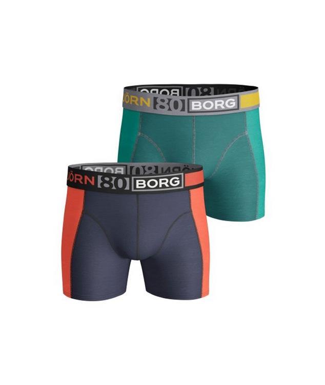 Björn Borg 2-pack shorts block 80