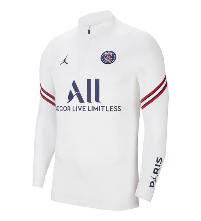 Nike Paris Saint Germain Mens Trainingstop 2021/2022