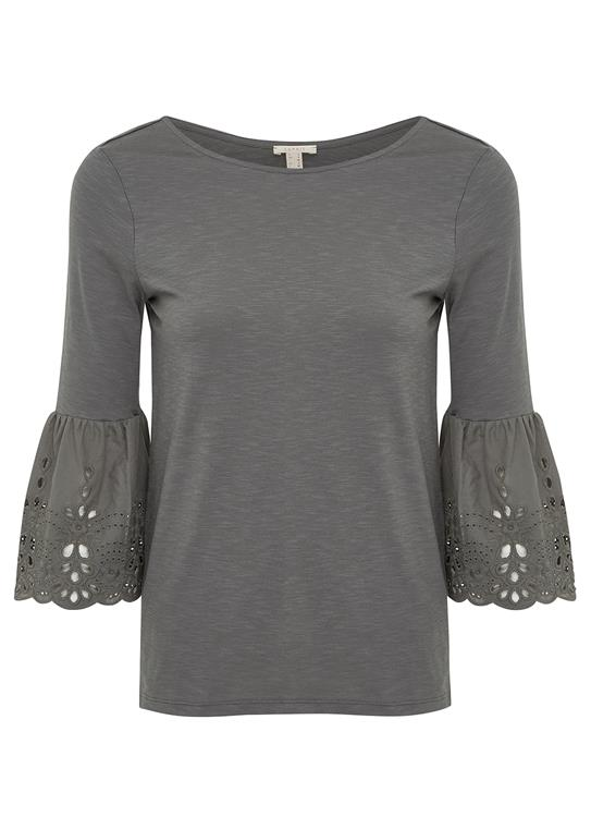 Esprit T-Shirt Driekwartmouw