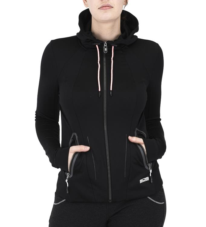 Sjeng Sports Lady Debby Hooded Jacket