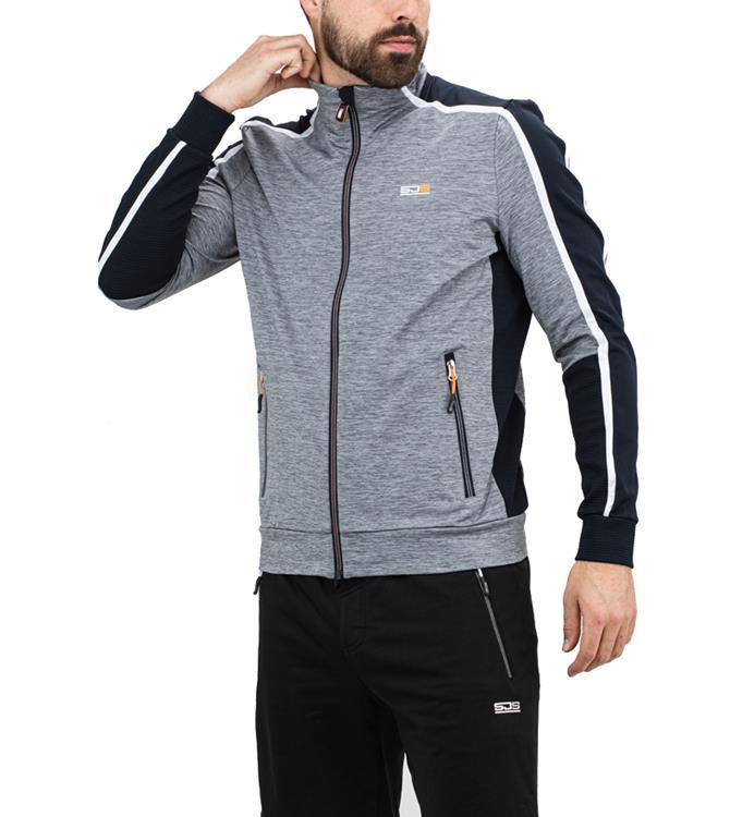 Sjeng Sports Men full zip Nestor Trainingsjack