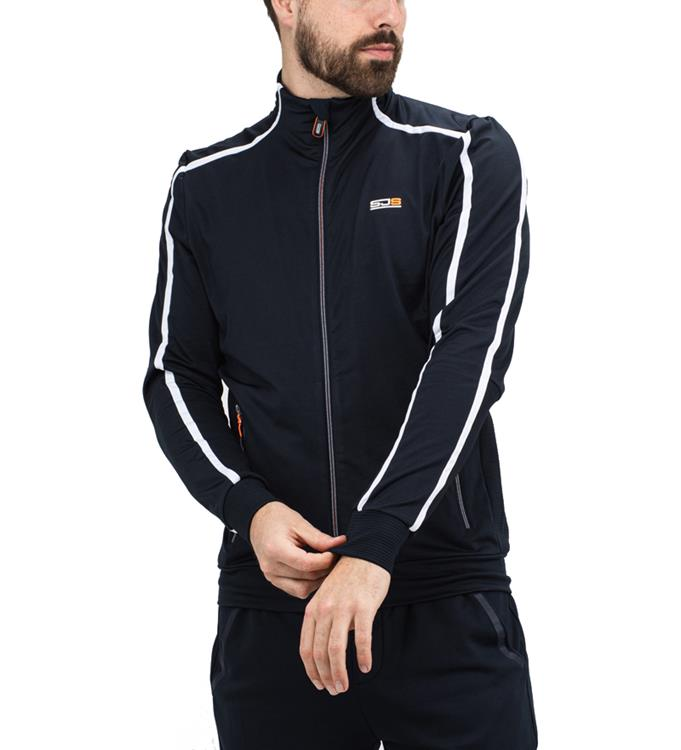 Sjeng Sports Men full zip Nestor Trainingsjack