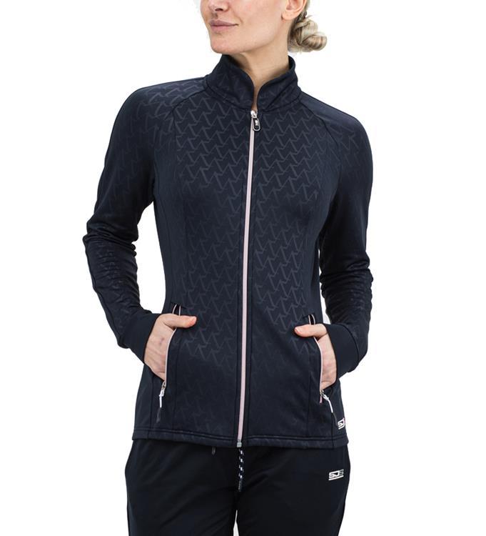 Sjeng Sports Lady Unita Plus full zip Trainingsjack