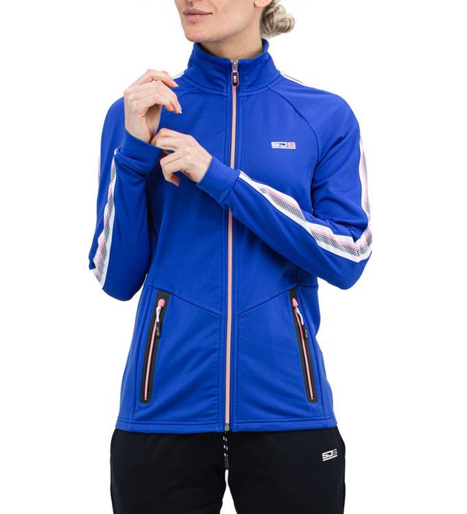 Sjeng Sports Lady Urzula Plus full zip Trainingsjack