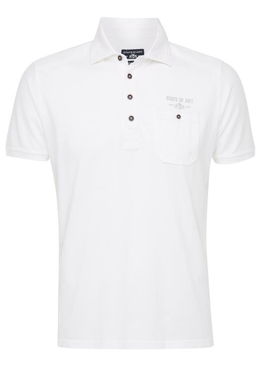 State Of Art Polo Pique