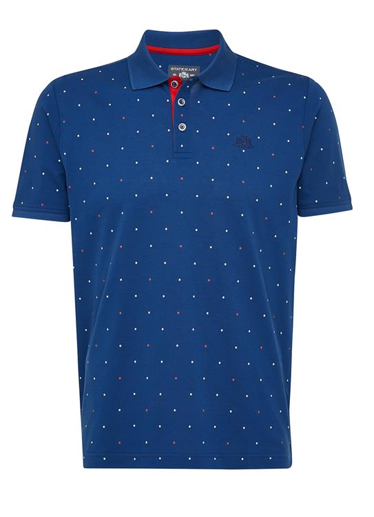 State Of Art Polo SS Pique