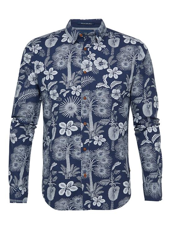Scotch & Soda Shirts ls Summer