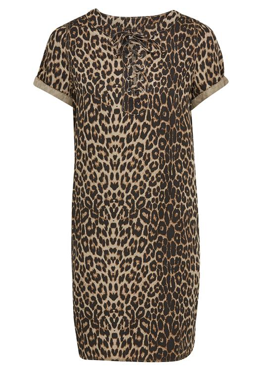 Summum Jurk Leopard