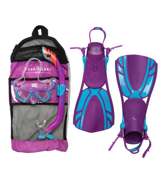 Aqua Lung Sport Regal Set Junior Snorkelset