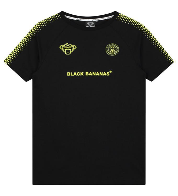 Black Bananas Mens Hexagon Tee