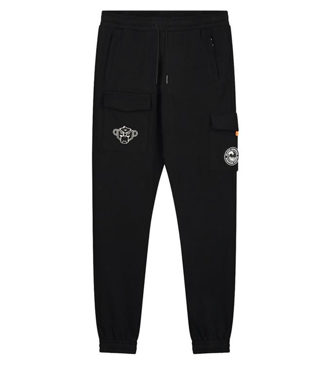 Black Bananas Mens Ribbon Jogger