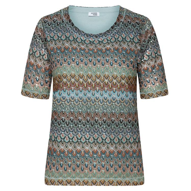 Sommermann  T-Shirt KM Jolina 592731