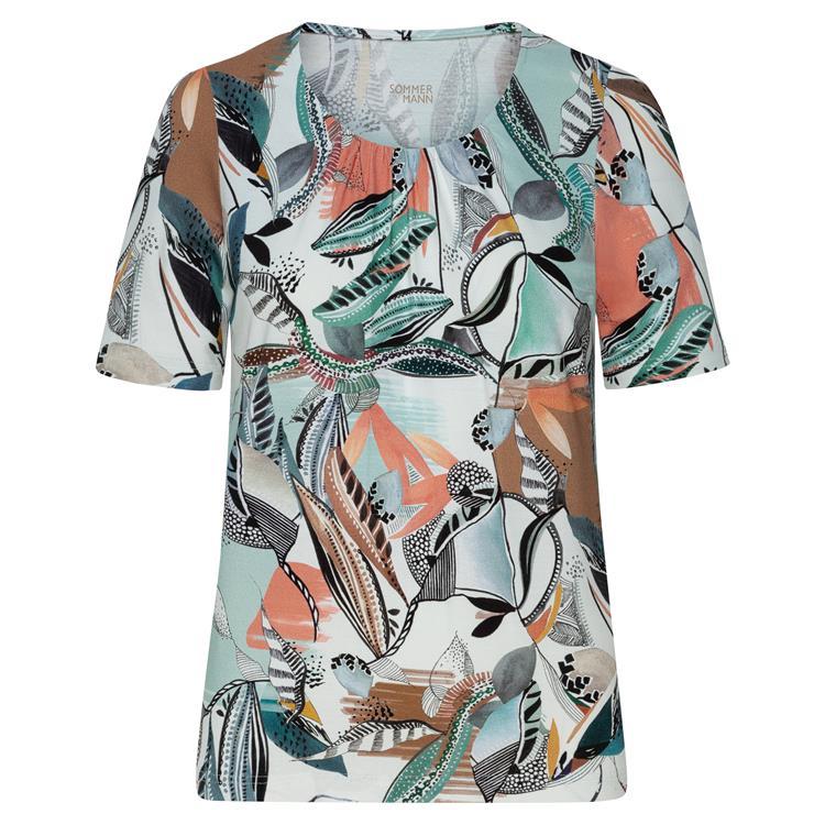 Sommermann T-Shirt KM Maloja 598631