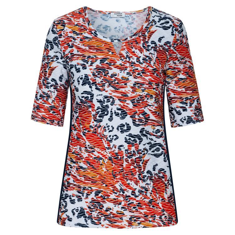 Sommermann T-Shirt KM Roxanna 594331