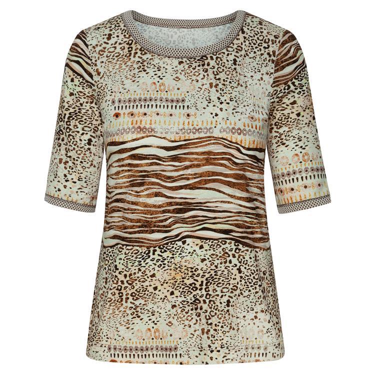 Sommermann T-Shirt KM Savona 596631