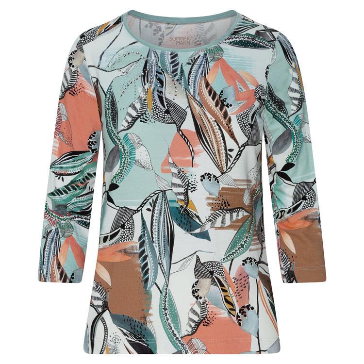 Sommermann T-Shirt LM Maloja 592821