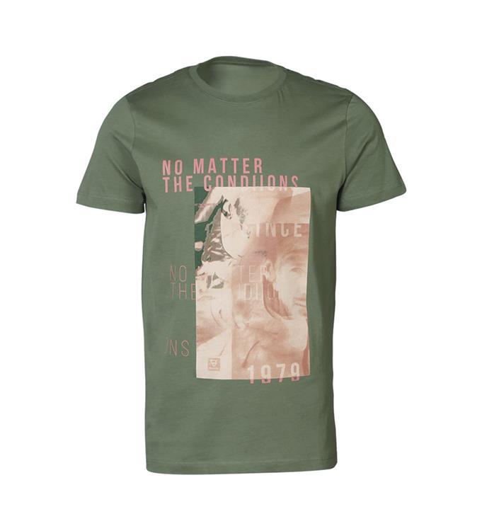 Brunotti Tim-Print Mens T-shirt