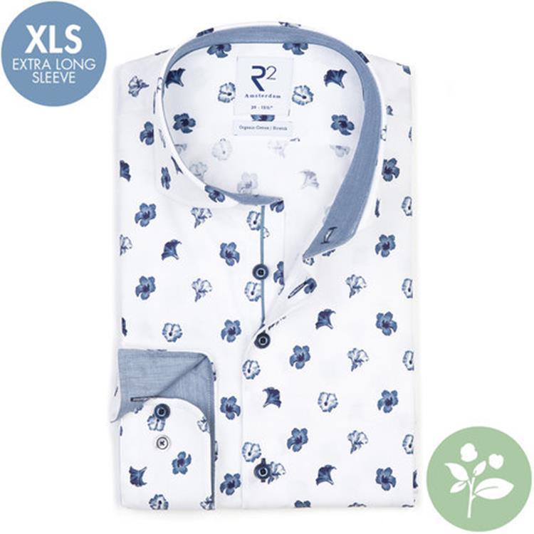 R2 Amsterdam Overhemd Extra lange mouw 112.WSP.XLS.115
