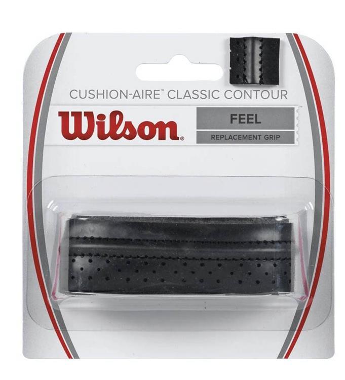 Wilson Cushion-Aire Classic Contour Black - 1 Pack