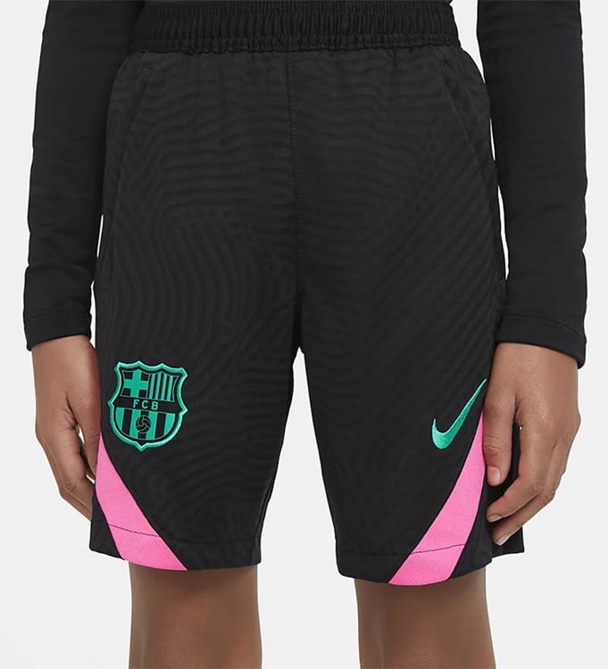 Nike F.C. Barcelona Dry Strike JR Voetbalshort 2020/2021