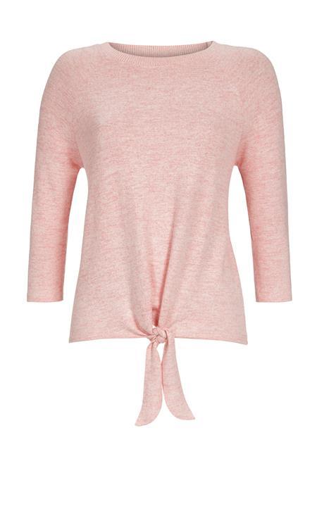 Ringella pullover Solo Per Me 3/4 mouw