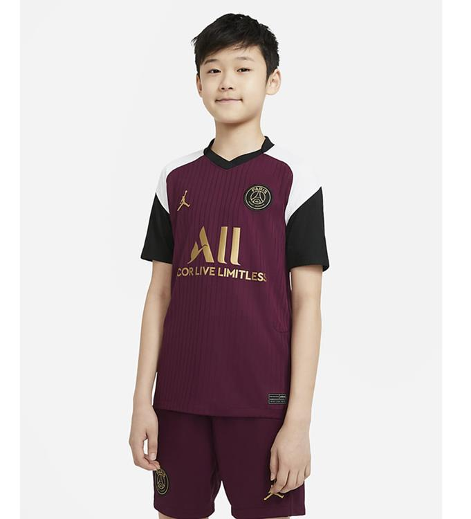 Nike Paris Saint Germain JR 3e Shirt 2020/2021