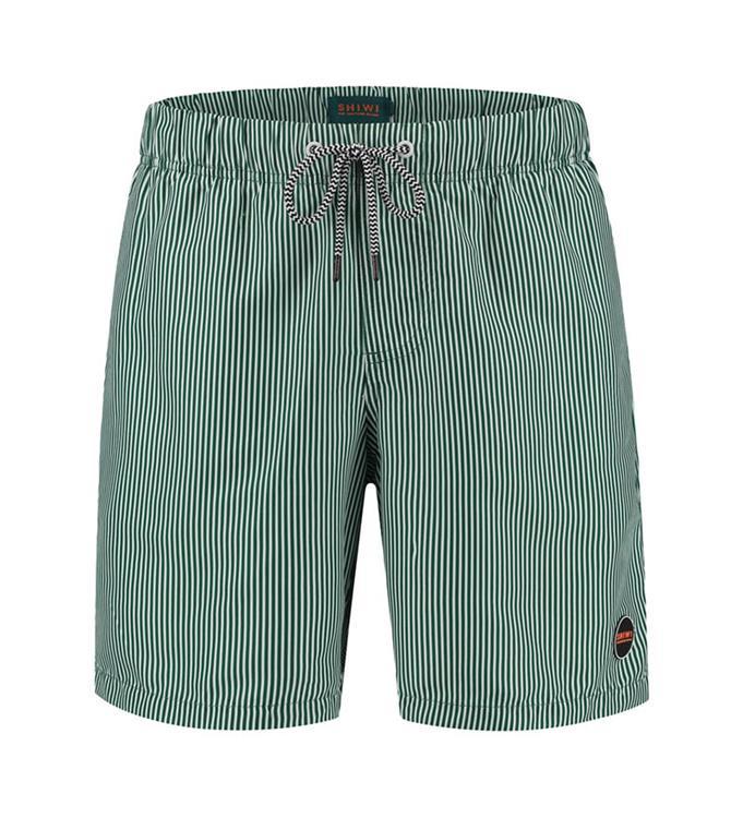 Shiwi Men Skinny Stripe Zwemshort
