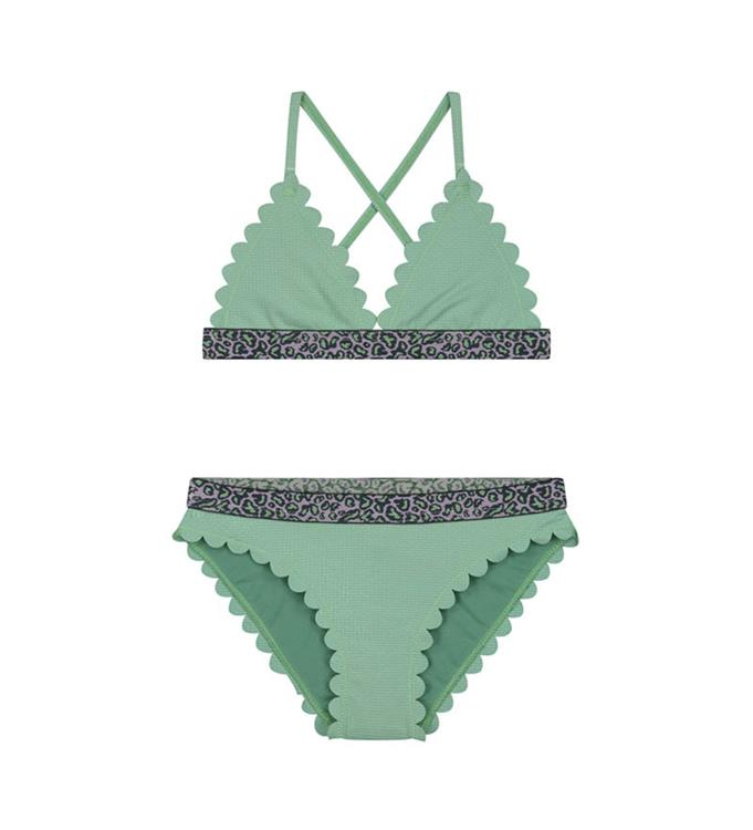 Shiwi Girls Scallope Triangle Bikini
