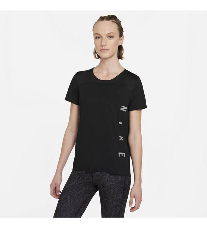 Nike Women Miler Run Division Hardloopshirt