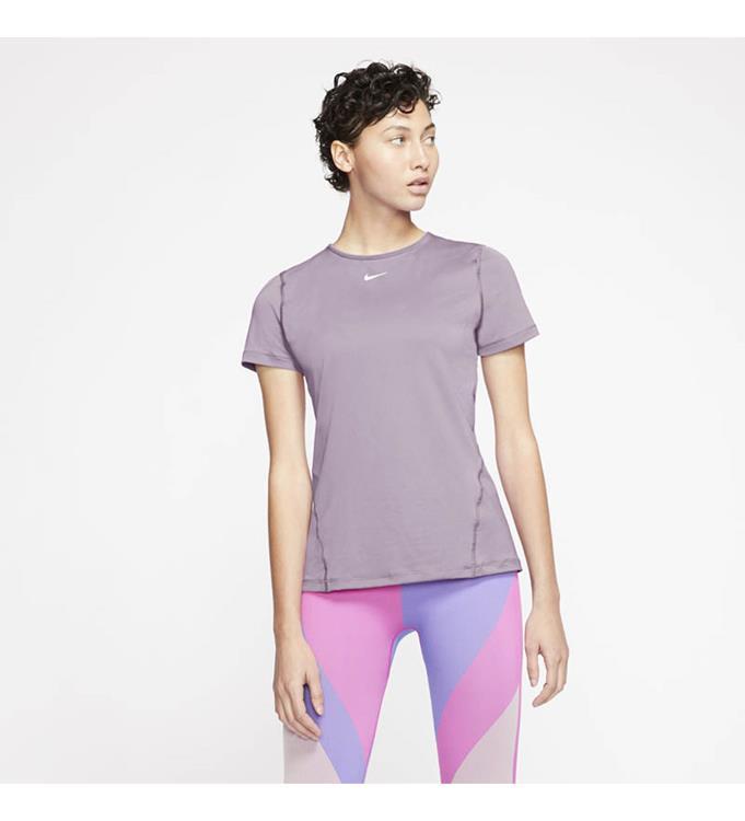 Nike Pro Women SS Mesh T-Shirt