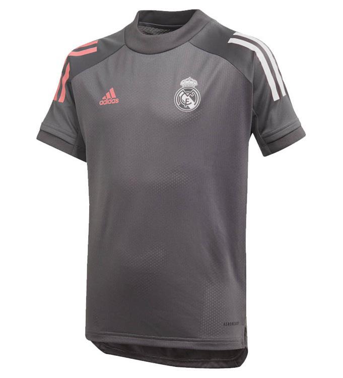 adidas Real Madrid JR Trainingsshirt 2020/2021