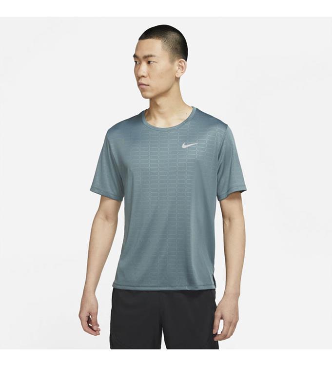 Nike Miler Run Division Mens Hardloopshirt