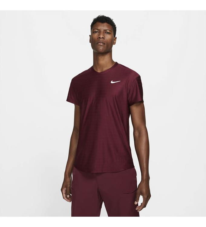 Nike Court Breathe Advantage Mens Tennisshirt