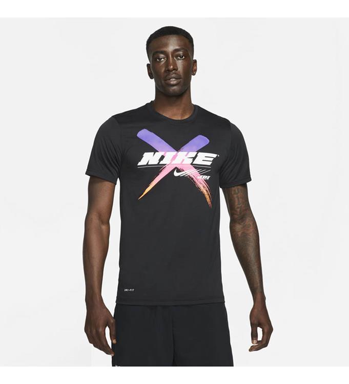 Nike Dri-FIT Mens Graphic Trainingsshirt