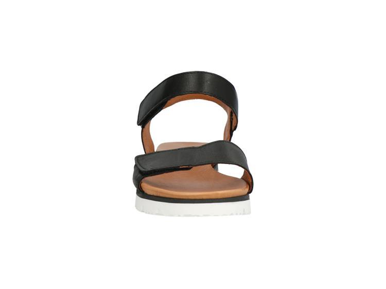 Aqa-shoes A7775SVBLK