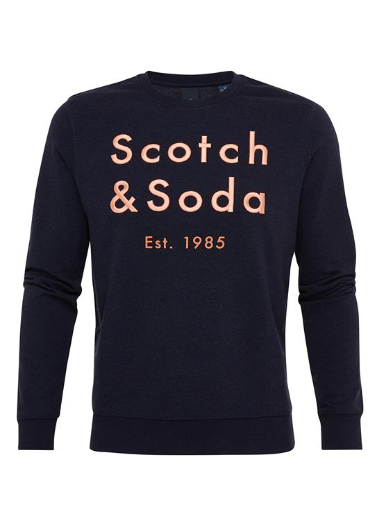 Scotch & Soda Sweater Embroidered
