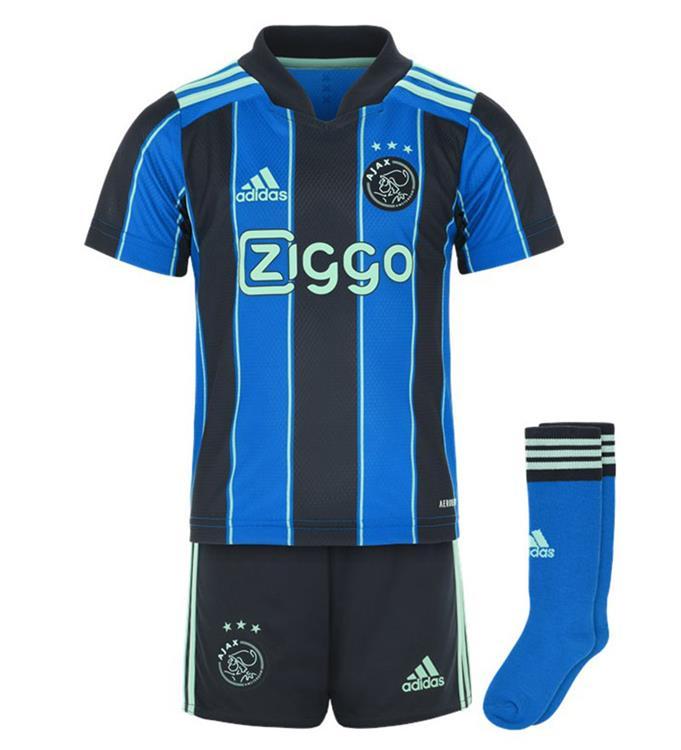 adidas Ajax Amsterdam Mini Uittenue 2021/2022