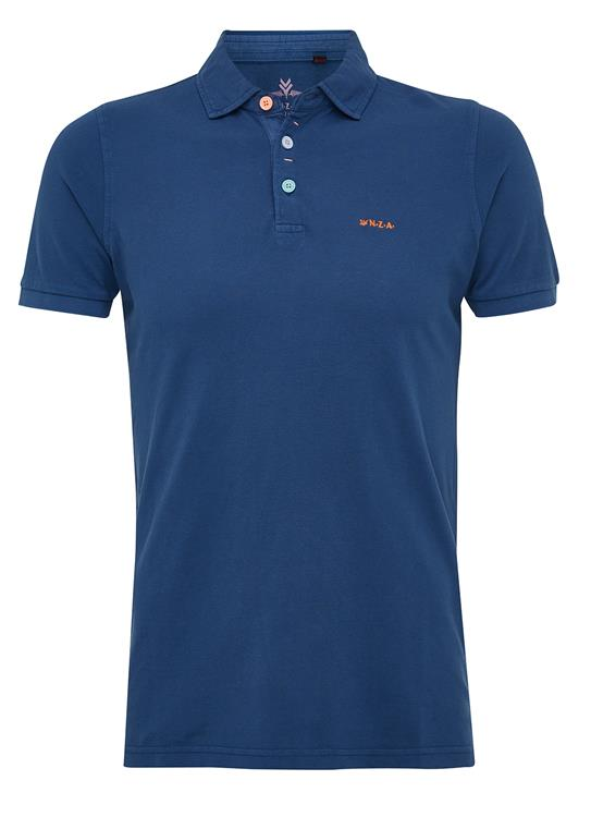 N.Z.A Polo T-Shirt SS Grantham