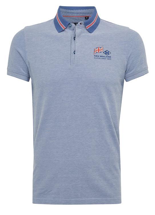 N.Z.A Polo T-Shirt SS Hawai