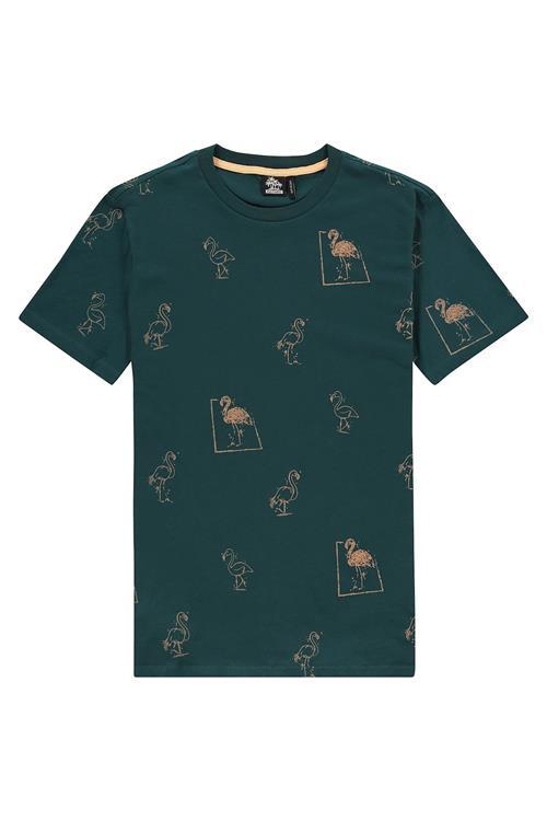 Kultivate T-Shirt Flamingo
