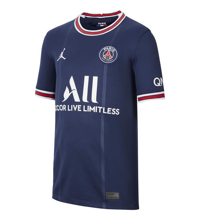 Nike Paris Saint Germain JR Thuisshirt 2021/2022